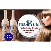 Nueva Eternity liss Brasileño Perola Orgánica Tratamiento de Alisamiento ...