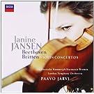 Beethoven et Britten : Concertos pour violon