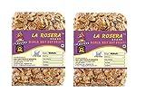#3: La Rosera Light Supreme Walnuts (Akhrot) 500g (250gm x 2)-Without Shell.