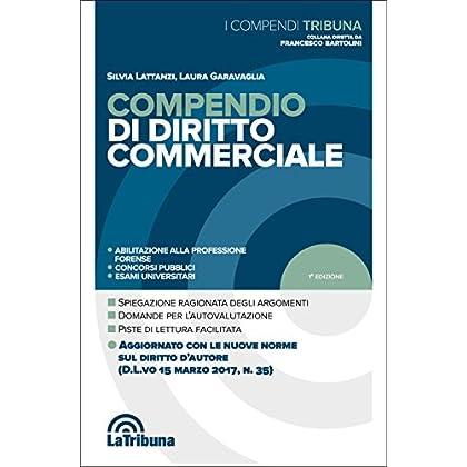 Compendio Di Diritto Commerciale