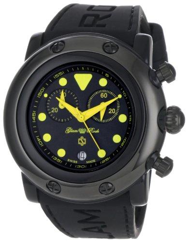 Glam Rock GR61112 - Reloj de pulsera mujer, caucho