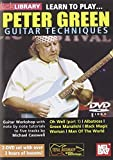 Learn to Play Peter Green [Edizione: Germania]
