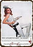 Yilooom 1966 Smirnoff Plaque en métal Style Vintage 17,8 x 25,4 cm - Batman - Cat...