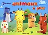 Image de Adorables animaux à plier : Feuilles détachables !