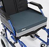 Drive Medical Extra tief 4-Zoll Gel Rollstuhl Sitzkissen
