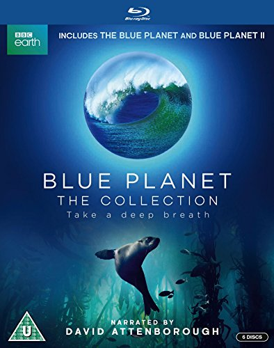 Blue Planet - The Collection [Blu-ray]