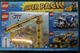 Lego City 66194 Super Pack 7246, 7248, 7905 und 7905