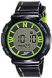 Sonata Sports Girls Grey Digital Watch for Women-87016PP05