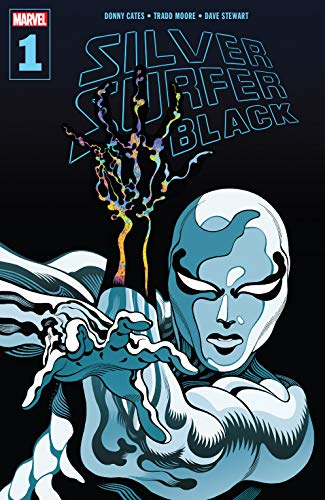 Silver Surfer: Black (2019-) #1 (of 5): Director's Cut (English Edition)
