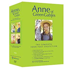 Anne of Green Gables: The Complete Four-Part Collection [DVD]