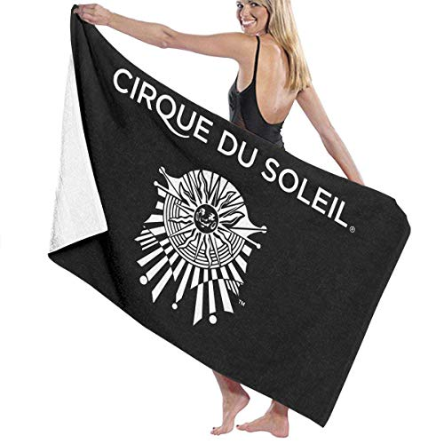 shuangshao liu Bath Towel, Cirque Du Soleil Badehandtücher Super Absorbent Beach Bathroom Towels for Gym Beach SWM Spa