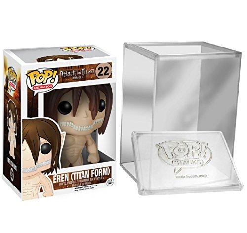 Funko Pop Attack On Titan - Eren (Forma de titan) + Caja protectora