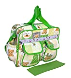 Bey Bee - Mama's Bag {Diaper Bag} (Green...