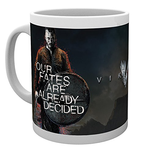 GB eye LTD, Vikings, Fate, Tazza