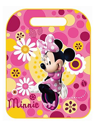 Minnie Mouse Auto Zubehör - Auto Rückenlehnenschutz Kinder Autositz Schutz Rücksitzschoner