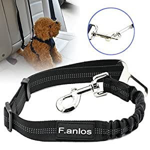 ceinture de s curit pour chien de ceinture de s curit voiture chien laisse ceinture de. Black Bedroom Furniture Sets. Home Design Ideas