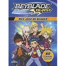 Beyblade - Mes jeux de Blader