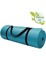 Yoga - Matte - HARMONY 180 cm x 60 cm x 1.5 cm Yogamatte phthalatfrei