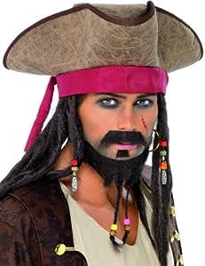 Pirate Beard Set (accesorio de disfraz)
