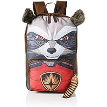 Marvel Mochila Guardianes de la Galaxia Rocket Raccoon (Marrón)