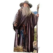 The Hobbit - Reproducción Gandalf El señor de los anillos (Star Cutouts sc667)