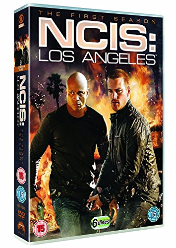 NCIS - Naval Criminal Investigative Service - Los Angeles - Season 1 [UK Import] Los Angeles-holly