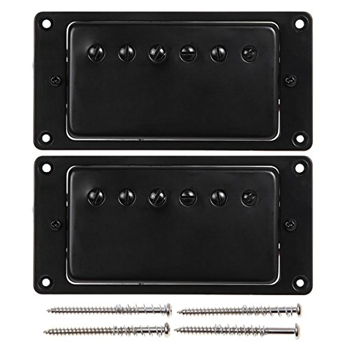 kmise-humbucker-pickup-for-gibson-les-paul-replacement-guitar-parts-black