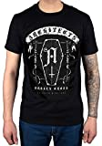 Official Architects Broken Cross T-Shirt Licensed Merchandise