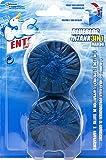 WC-Ente Tabs für Wasserkästen, Reinigungstabletten für Frische und Sauberkeit, 4er Pack (4 x 2 x 50 g), WC-Ente Blue Bloc Intank 3in1
