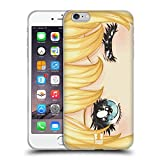 Head Case Designs Vendanges Yeux de Manga Étui Coque en Gel Molle pour iPhone 6...
