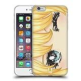 Head Case Designs Vendanges Yeux De Manga Étui Coque en Gel Molle pour Apple iPhone 6 Plus/6s Plus