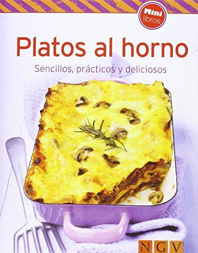 Platos Al Horno (Minilibros de cocina)