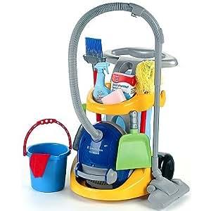 klein chariot de m nage et aspirateur electrolux jeux et jouets. Black Bedroom Furniture Sets. Home Design Ideas
