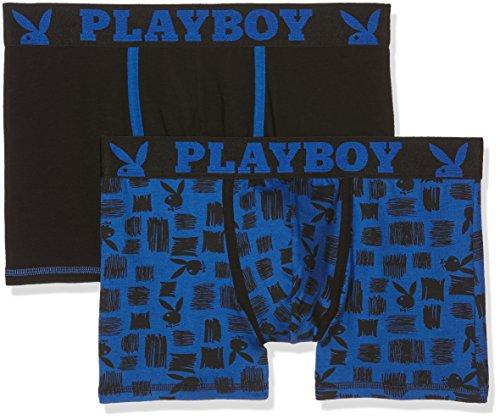 playboy-40h041-boxer-homme-noir-noir-bleu-imprime-coloriage-x-large-taille-fabricant-xl-lot-de-2