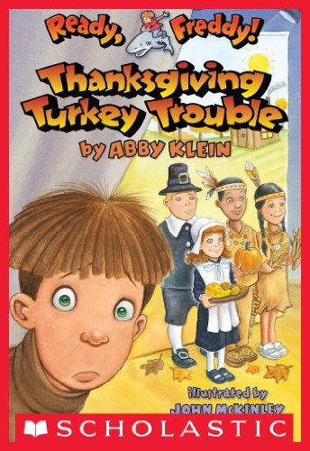 Ready, Freddy! #15: Thanksgiving Turkey Trouble (English Edition)