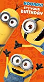 Minions Movie MM020 Grußkarte