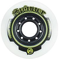 Spinner–Ruote per Longboard 4er Pack 76mm
