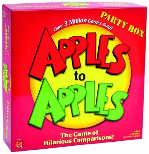 Apples To Apples Englisches Spiel (Englische Version)