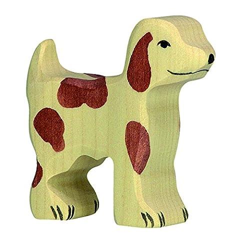 Holztiger Farmdog Wooden Figure (Small)