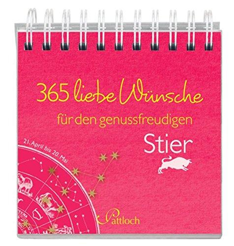 365 liebe Wünsche - Stier
