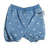 Sigikid Mädchen Jeans Bermudas, Baby, Blau (Denim Light Blue 590), 68