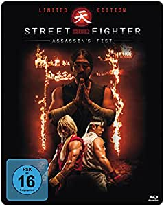 Street Fighter - Assassin's Fist - Steelbook [Blu-ray] [Limited Edition]