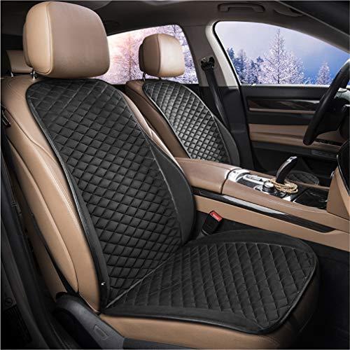 funzione di protezione termica costante ufficio per auto casa riscaldatore sedile auto MASO 12V Calorifero riscaldato imbottito inverno seggiolino auto Coprisedili riscaldati
