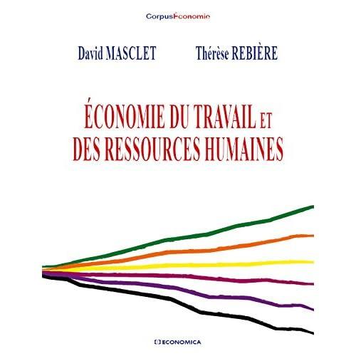 Economie du travail et des ressources humaines