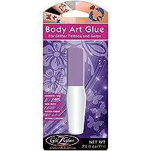 Adhesivo corporal / Adhesivo corporal para tatuajes de purpurina / Tatuajes temporales