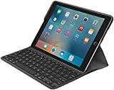 Logitech Keyboard Create Case with Backlight and Smart Connector for iPad Pro, 9.7 inch - QWERTY, UK Layout, Black