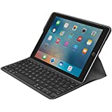 "Logitech Create - Teclado para móviles (docking, Smart Connector, para Apple, iPad Pro 9.7""), negro - QWERTY Español"