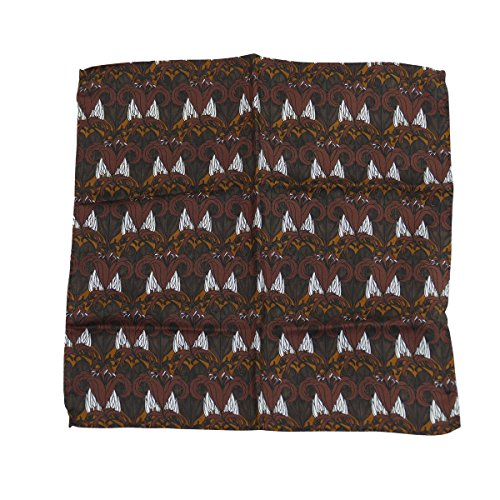 Prada – Pañuelo – para hombre marrón marrón Talla única