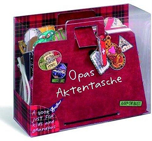 Opas Aktentasche (Spiel- und Stöbertaschen) (Aktentasche Hardcover)