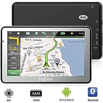 GPS para Coches, HIEHA 7